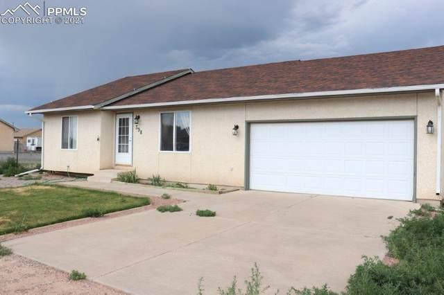 598 N Verbena Drive, Pueblo West, CO 81007 (#7406581) :: Hudson Stonegate Team