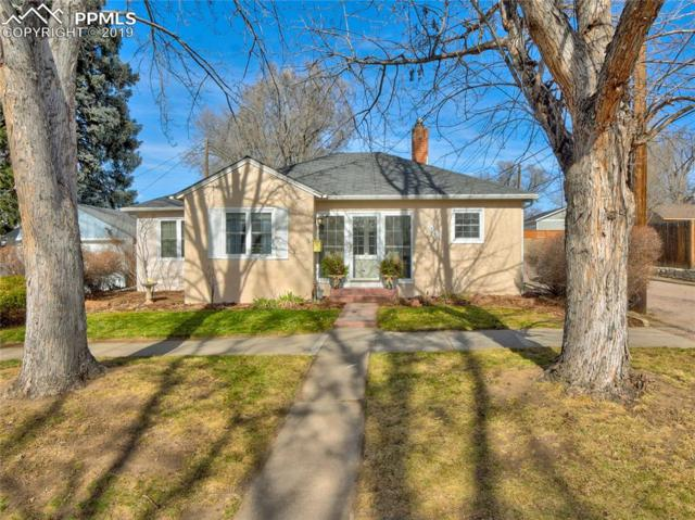 1412 E Dale Street, Colorado Springs, CO 80909 (#7408276) :: The Hunstiger Team