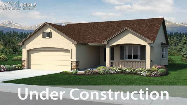 10264 Kentwood Drive, Colorado Springs, CO 80924 (#7409455) :: Tommy Daly Home Team