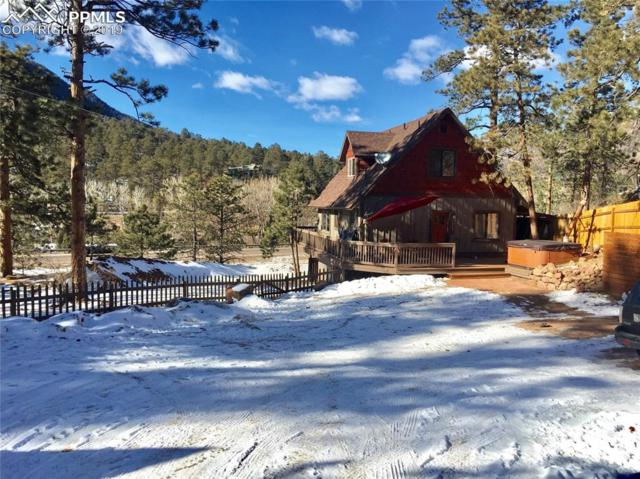 8090 W Highway 24 Highway, Cascade, CO 80809 (#7409895) :: 8z Real Estate