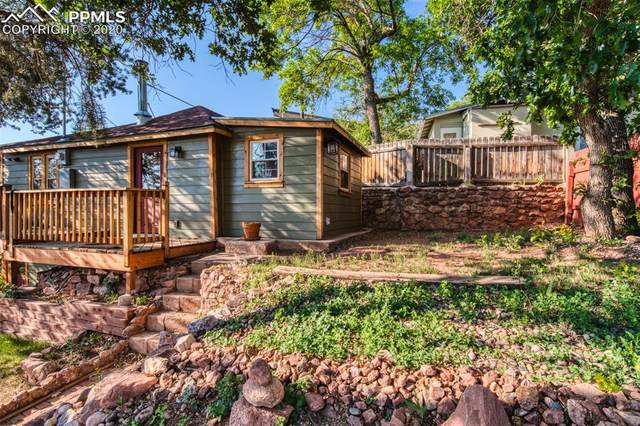 327 Oklahoma Road, Manitou Springs, CO 80829 (#7410814) :: Tommy Daly Home Team