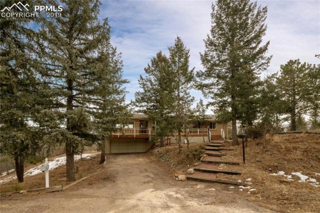 1025 Vista Grande Drive, Colorado Springs, CO 80906 (#7410922) :: The Treasure Davis Team