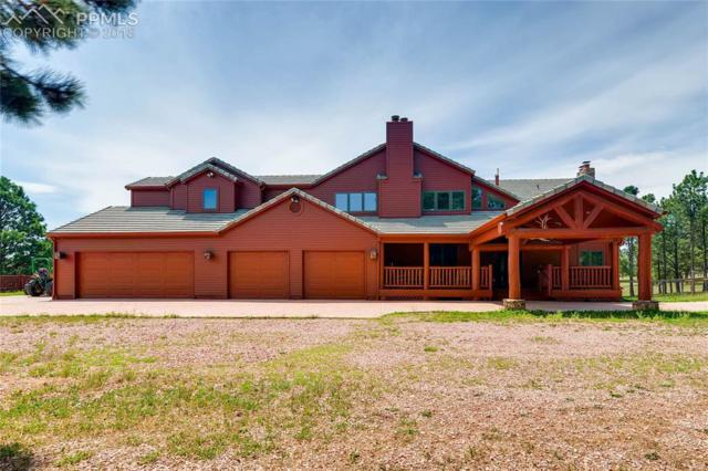 13765 New Discovery Road, Colorado Springs, CO 80908 (#7411126) :: Jason Daniels & Associates at RE/MAX Millennium