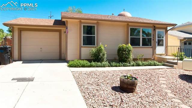 530 Prestonwood Drive, Colorado Springs, CO 80907 (#7411236) :: The Treasure Davis Team   eXp Realty