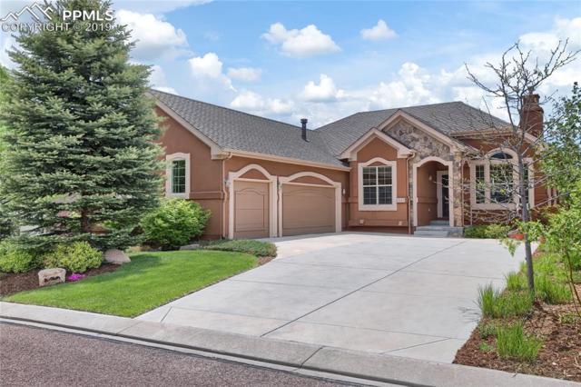 2331 Ledgewood Drive, Colorado Springs, CO 80921 (#7411558) :: Jason Daniels & Associates at RE/MAX Millennium