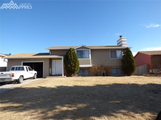 7385 Painted Rock Drive, Colorado Springs, CO 80911 (#7411619) :: The Hunstiger Team