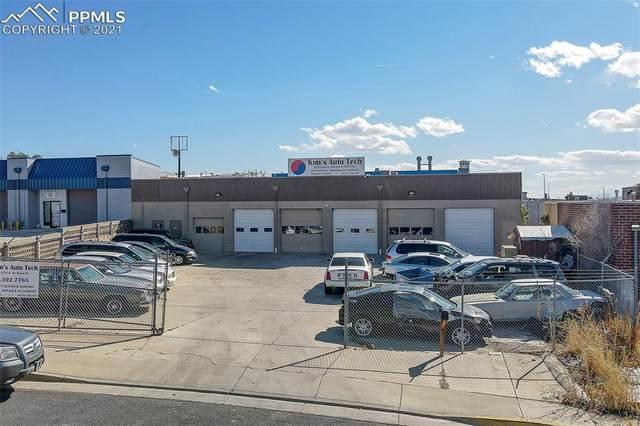 3715 E St Vrain Street, Colorado Springs, CO 80909 (#7419670) :: Tommy Daly Home Team