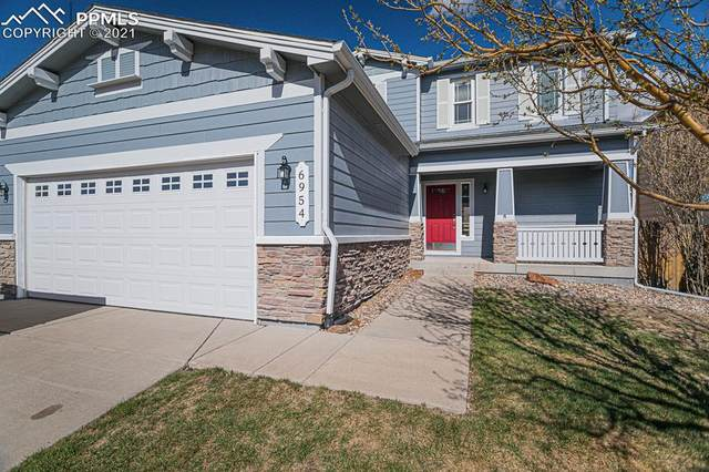 6954 Silverwind Circle, Colorado Springs, CO 80923 (#7419913) :: The Harling Team @ HomeSmart