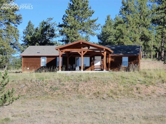 47 Cascade Circle, Florissant, CO 80816 (#7419921) :: 8z Real Estate