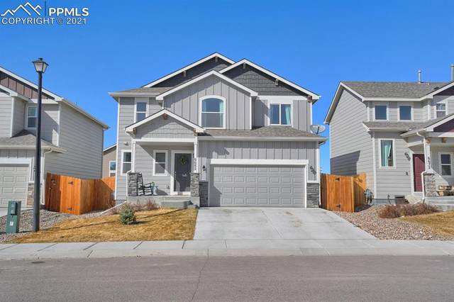 6682 Galpin Drive, Colorado Springs, CO 80925 (#7420118) :: The Gold Medal Team with RE/MAX Properties, Inc