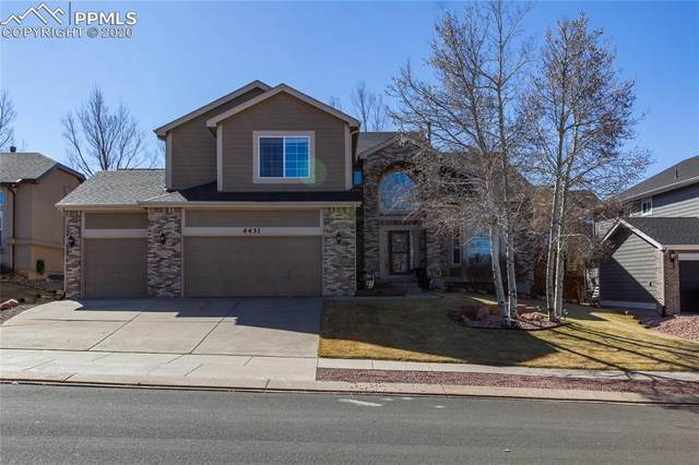 4431 Flat Top Place, Colorado Springs, CO 80923 (#7422414) :: The Dixon Group