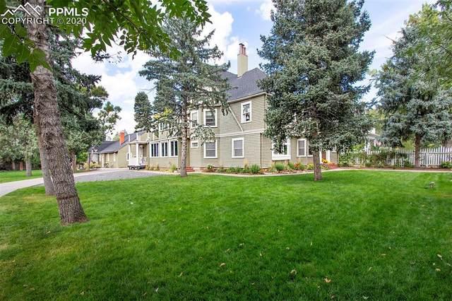 1222 N Cascade Avenue, Colorado Springs, CO 80903 (#7422804) :: 8z Real Estate