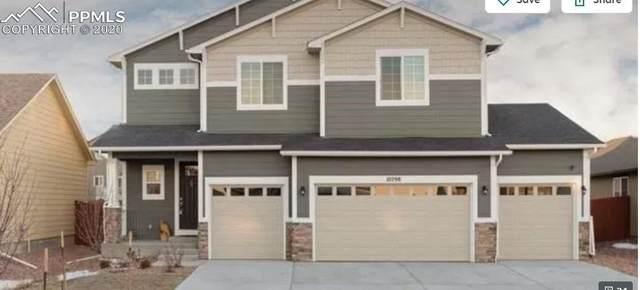 10298 Boulder Ridge Drive, Peyton, CO 80831 (#7425179) :: The Dixon Group