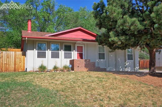 902 Pioneer Lane, Colorado Springs, CO 80904 (#7426513) :: Jason Daniels & Associates at RE/MAX Millennium