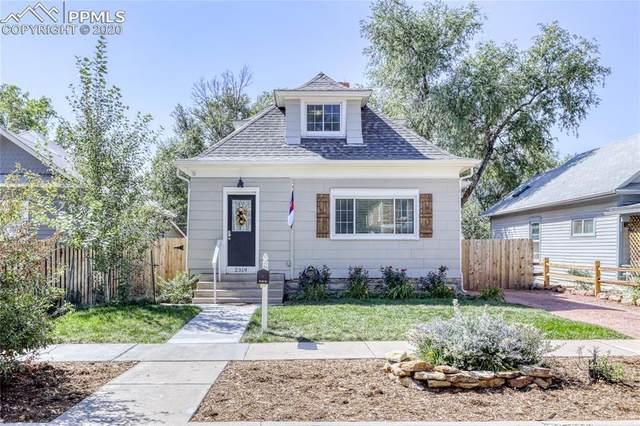 2319 W Platte Avenue, Colorado Springs, CO 80904 (#7430433) :: The Kibler Group