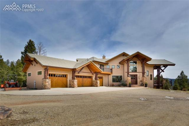 502 Kylie Heights Drive, Woodland Park, CO 80863 (#7432138) :: 8z Real Estate