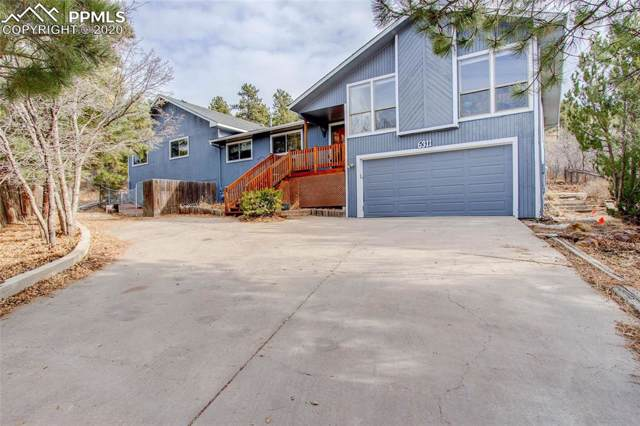6311 Galway Drive, Colorado Springs, CO 80918 (#7432196) :: The Hunstiger Team