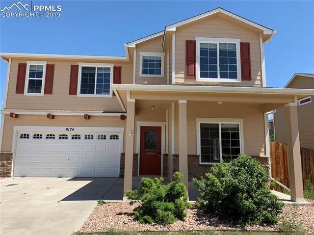 9174 Sand Myrtle Drive, Colorado Springs, CO 80925 (#7433061) :: CC Signature Group