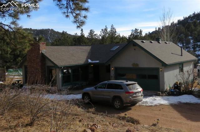 2713 Lakemoor Drive, Florissant, CO 80816 (#7433246) :: The Peak Properties Group