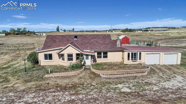 15060 E Chaparral Loop, Peyton, CO 80831 (#7433734) :: Action Team Realty