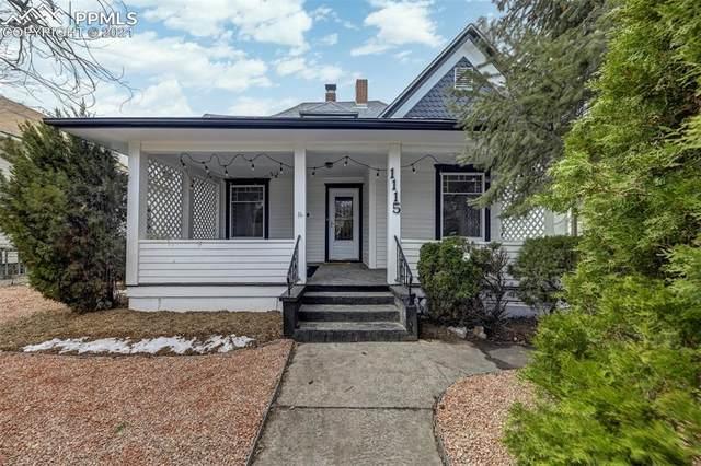 1115 W Colorado Street, Colorado Springs, CO 80904 (#7435835) :: Tommy Daly Home Team