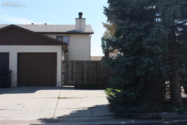 323 Trapper Lane, Fountain, CO 80817 (#7436465) :: RE/MAX Advantage