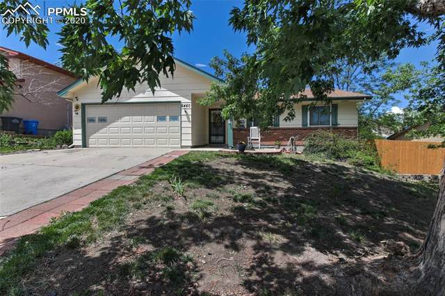 5460 Trout Creek Pass, Colorado Springs, CO 80917 (#7436549) :: Re/Max Structure