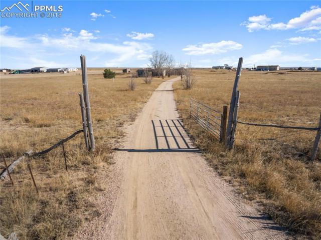 20990 Ranchette Trail, Calhan, CO 80808 (#7439952) :: Venterra Real Estate LLC