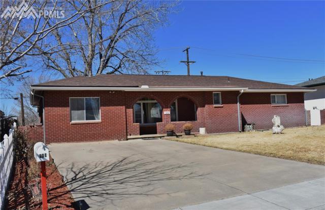 308 Morningside Drive, Colorado Springs, CO 80911 (#7442581) :: RE/MAX Advantage