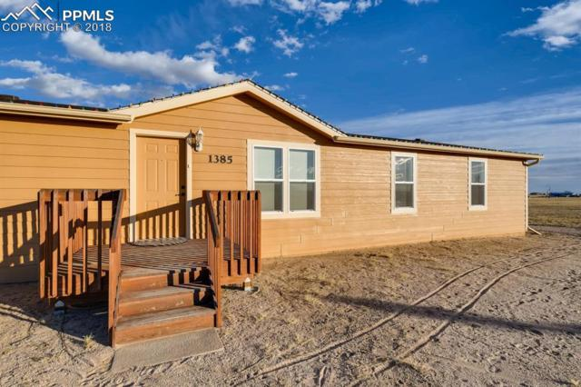 1385 Antelope Drive, Calhan, CO 80808 (#7442777) :: 8z Real Estate