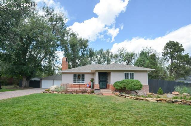 1218 La Paloma Way, Colorado Springs, CO 80905 (#7446243) :: Action Team Realty