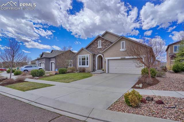 9954 San Luis Park Court, Colorado Springs, CO 80924 (#7446346) :: Action Team Realty