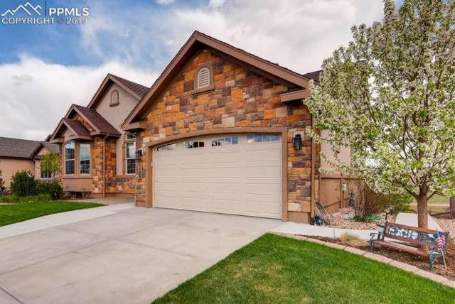 1125 Crystal Basin Drive, Colorado Springs, CO 80921 (#7447517) :: The Hunstiger Team