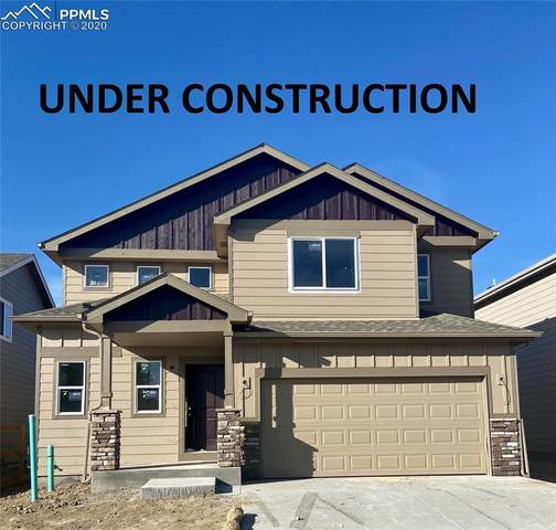 11155 Rockcastle Drive, Colorado Springs, CO 80925 (#7450285) :: The Treasure Davis Team