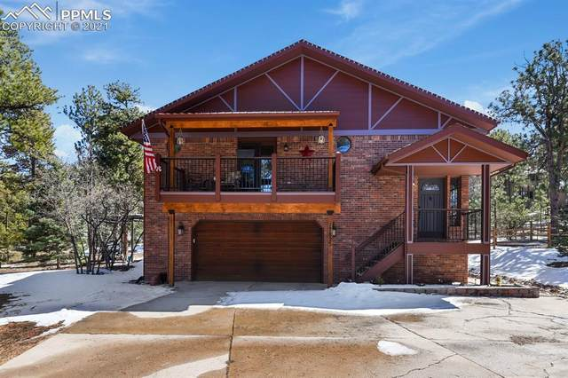 17825 Fairplay Way, Monument, CO 80132 (#7451260) :: Compass Colorado Realty