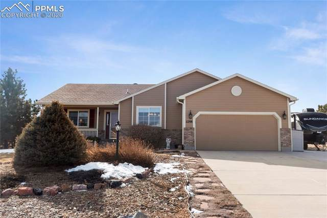 11298 Palmers Green Drive, Peyton, CO 80831 (#7452310) :: CC Signature Group
