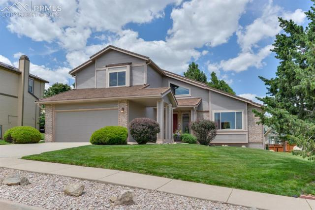 5025 Farthing Drive, Colorado Springs, CO 80906 (#7454072) :: The Hunstiger Team
