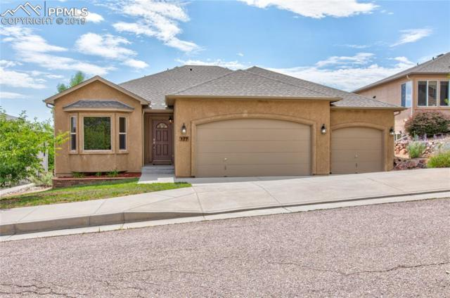 327 Pyrite Terrace, Colorado Springs, CO 80905 (#7456288) :: The Kibler Group