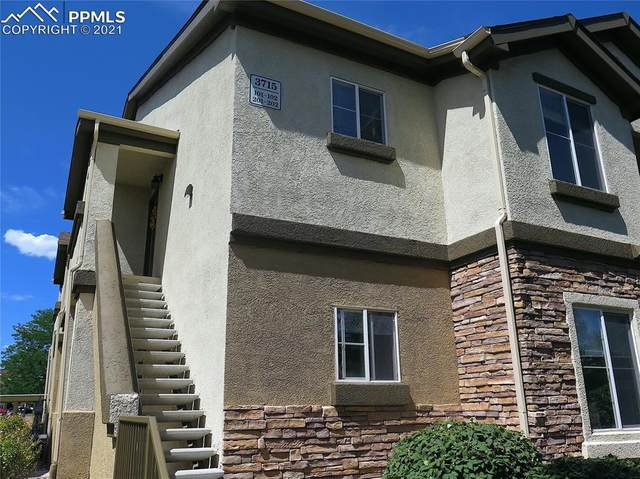 3715 Riviera Grove #201, Colorado Springs, CO 80922 (#7456814) :: Relevate | Denver