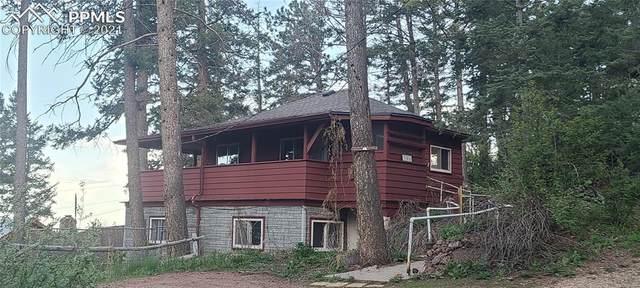 356 Montana Avenue, Palmer Lake, CO 80133 (#7456837) :: Fisk Team, eXp Realty