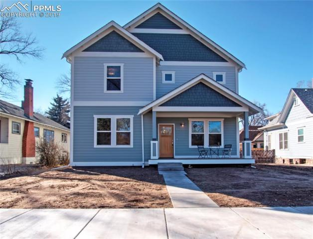 1009 E Boulder Street, Colorado Springs, CO 80903 (#7459042) :: Jason Daniels & Associates at RE/MAX Millennium