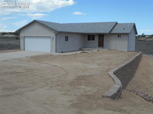 316 S Hidalgo Drive, Pueblo West, CO 81007 (#7463551) :: The Kibler Group