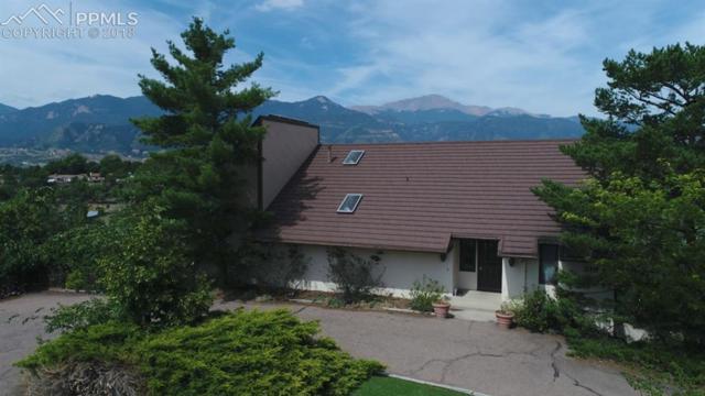 2190 Mesa Road, Colorado Springs, CO 80904 (#7463888) :: The Hunstiger Team