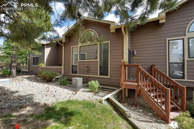 6563 Foxdale Circle, Colorado Springs, CO 80919 (#7464700) :: The Kibler Group