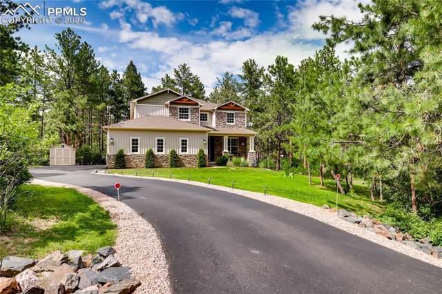 1185 Hoosier Drive, Larkspur, CO 80118 (#7464965) :: Harling Real Estate