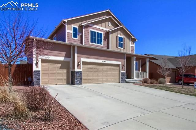 12766 Sunlight Peak Place, Peyton, CO 80831 (#7467388) :: Re/Max Structure