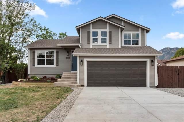 1249 Eastmeadow Drive, Colorado Springs, CO 80906 (#7467658) :: The Treasure Davis Team