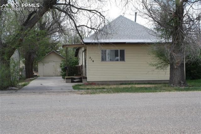 216 N Main Street, Cheraw, CO 81030 (#7467887) :: Action Team Realty