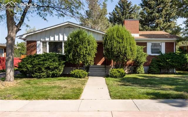 2435 Clarkson Drive, Colorado Springs, CO 80909 (#7468950) :: The Treasure Davis Team   eXp Realty