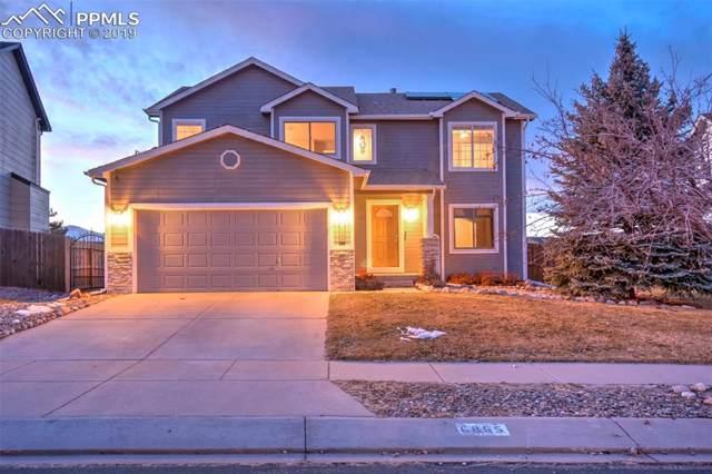 6855 Prairie Wind Drive, Colorado Springs, CO 80923 (#7468951) :: The Treasure Davis Team